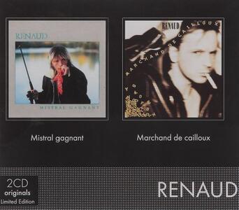 Mistral Gagnant - CD Audio di Renaud