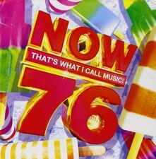 Now 76 - CD Audio