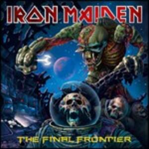 CD The Final Frontier Iron Maiden