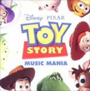 Toy Story Music Mania (Colonna Sonora) - CD Audio