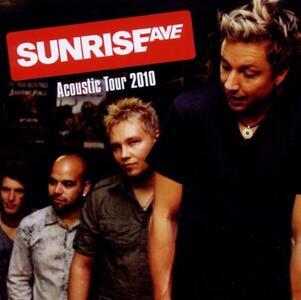 Acoustic Tour 2010 - CD Audio di Sunrise Avenue