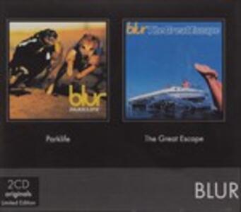 Parklife - Great Escape - CD Audio di Blur