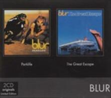 Parklife - Great Escape - CD Audio di Blur