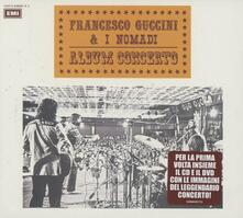 Album concerto - CD Audio + DVD di Francesco Guccini,Nomadi