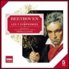 Sinfonie complete - CD Audio di Ludwig van Beethoven,André Cluytens,Berliner Philharmoniker