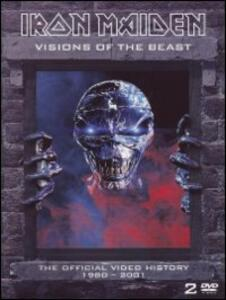Iron Maiden. Visions of the Beast. The Complete Video History (2 DVD) - DVD