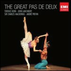 The Great Pas de Deux - CD Audio