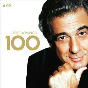 100 Best Placido Domingo - CD Audio di Placido Domingo