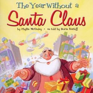 The Year Without a Santa - CD Audio
