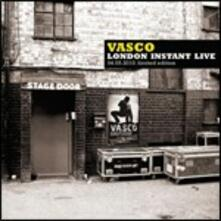 London Instant Live 04.05.2010 (Limited Edition) - CD Audio di Vasco Rossi