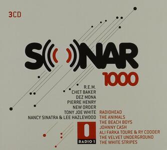 Sonar 1000 - CD Audio