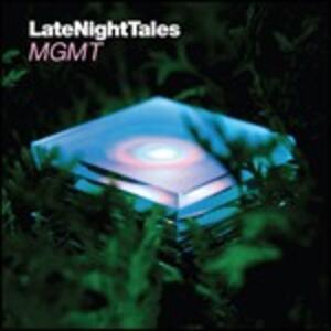 Late Night Tales - CD Audio di MGMT