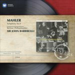 Sinfonia n.9 - CD Audio di Gustav Mahler,Sir John Barbirolli