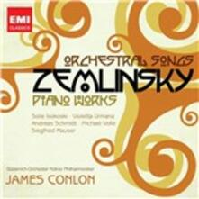 20th Century Classics - CD Audio di Alexander Von Zemlinsky
