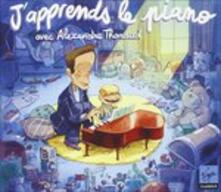 J'apprends Le Piano (Digipack) - CD Audio