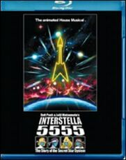 Film Daft Punk. Interstella 555