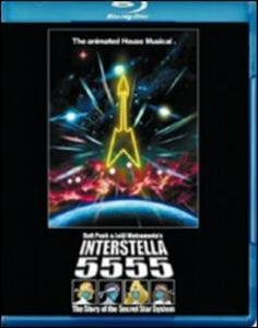 Daft Punk. Interstella 555 - Blu-ray