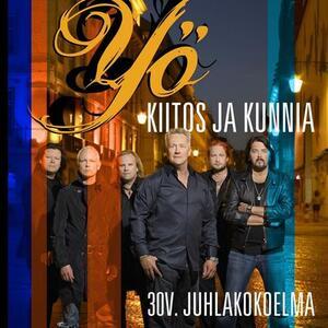 Kiitos Ja Kunnia - CD Audio di Yö