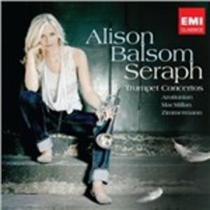 Seraph. Concerti per tromba - CD Audio di Alison Balsom