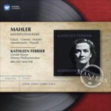 Kindertotenlieder - CD Audio di Gustav Mahler,Kathleen Ferrier