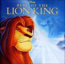 Best of the Lion King (Colonna sonora) - CD Audio
