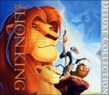 Lion King (Colonna sonora) (Deluxe) - CD Audio