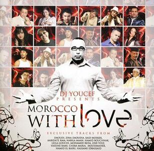 Morocco with Love - CD Audio