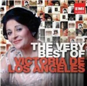 The Very Best of Victoria De Los Angeles - CD Audio di Victoria De Los Angeles