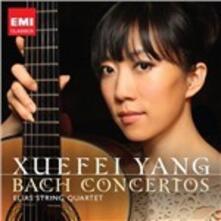Bach Concertos - CD Audio di Johann Sebastian Bach,Xuefei Yang,Elias String Quartet