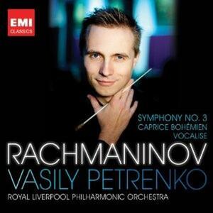 Sinfonia n.3 - CD Audio di Sergej Vasilevich Rachmaninov,Royal Liverpool Philharmonic Orchestra,Vasily Petrenko