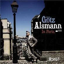 In Paris - CD Audio di Götz Alsmann