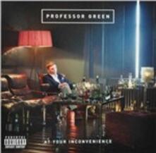 At Your Inconvenience - CD Audio di Professor Green