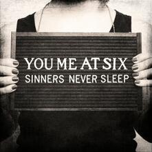 Sinners Never Sleep - CD Audio di You Me at Six