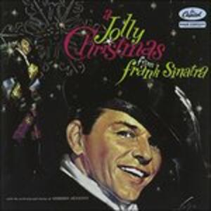 Jolly Christmas - CD Audio di Frank Sinatra