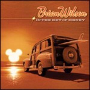 In the Key of Disney - CD Audio di Brian Wilson