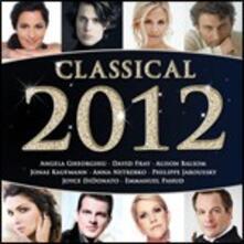 Classical 2012 - CD Audio