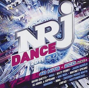 Nrj Dance 2011 vol.2 Dis Moi Oui - CD Audio