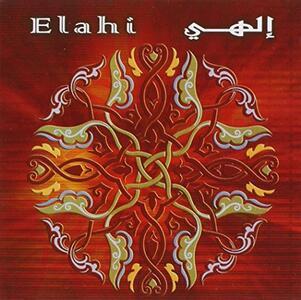 Elahi - CD Audio