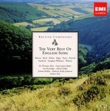 Very Best of English Song (Box Set) - CD Audio