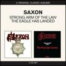 Strong Arm of the Law - The Eagle Has Landed - CD Audio di Saxon