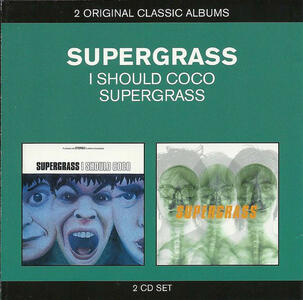 I Should Coco - CD Audio di Supergrass