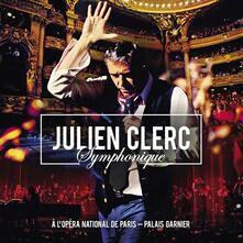 Symphonique (Limited Edition) - CD Audio di Julien Clerc
