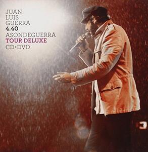 Asondeguerra Tour - CD Audio di Juan Luis Guerra