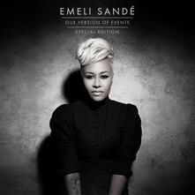 Our Version of Events (Special Edition) - CD Audio di Emeli Sandé