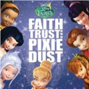 Disney Fairies. Faith Trust and Pixie Dust - CD Audio
