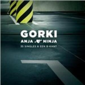 Anja - Ninja - CD Audio di Gorki