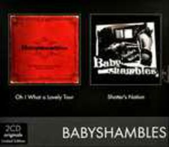 Shotter's Nation. Live - CD Audio di Babyshambles