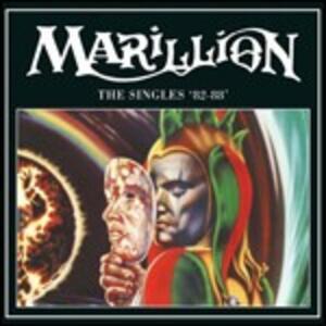 The Singles '82-'88 - CD Audio di Marillion