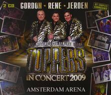 Toppers in Concert 2009 - CD Audio di Toppers