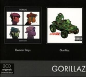 Demon Days. Gorillaz - CD Audio di Gorillaz